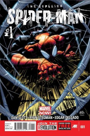The Superior Spider-Man # 1 Issues V1 (2013 - 2014)