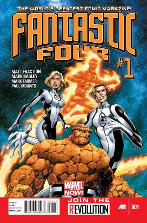 Fantastic Four # 1 Issues V4 (2013 - 2014)