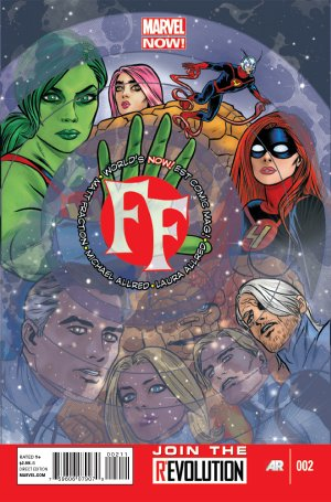 FF # 2 Issues V2 (2012-2014)
