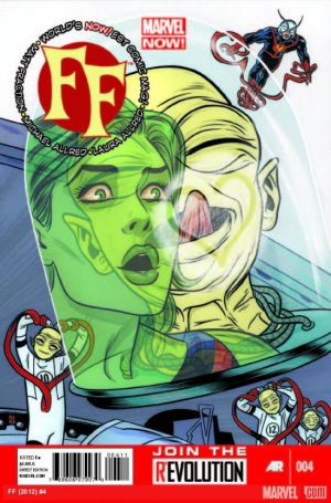 FF # 4 Issues V2 (2012-2014)