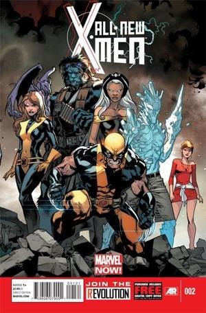 All-New X-Men # 2 Issues V1 (2012 - 2015)