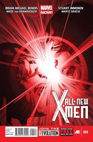 All-New X-Men # 4 Issues V1 (2012 - 2015)