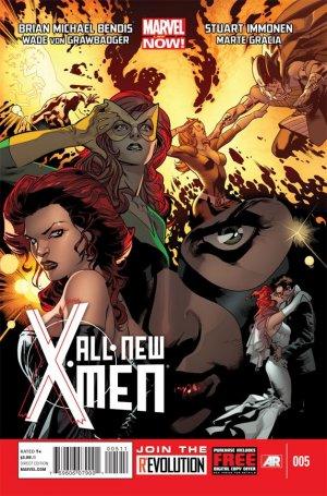 All-New X-Men # 5 Issues V1 (2012 - 2015)