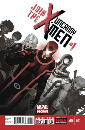 Uncanny X-Men édition Issues V3 (2013 - 2015)