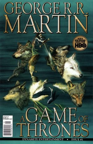 A Game of Thrones - Le Trône de Fer édition Issues