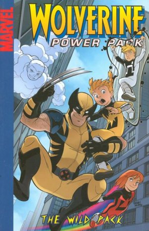 Wolverine and Power Pack édition TPB softcover (souple)