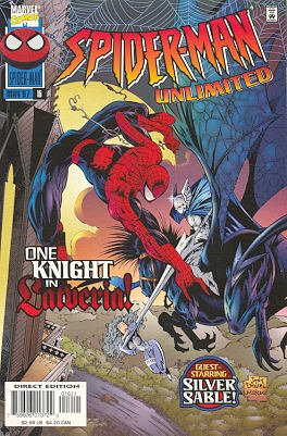Spider-Man Unlimited édition Issues V1 (1993 - 1998)