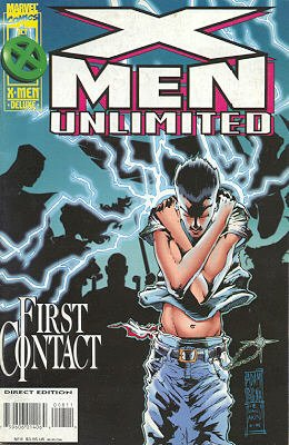 X-Men Unlimited # 8 Issues V1 (1993 - 2003)