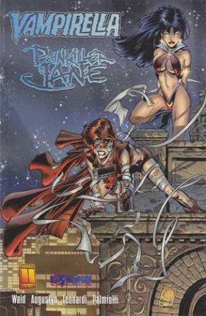 Vampirella / Painkiller Jane édition Kiosque