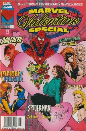 Marvel Valentine special 1 - Marvel Valentine special
