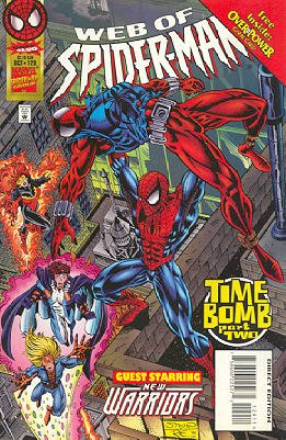Web of Spider-Man édition Issues V1 (1985 - 1995)