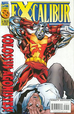 Excalibur # 92 Issues V1 (1988 - 1998)