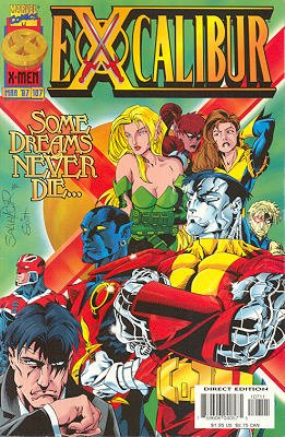 Excalibur # 107 Issues V1 (1988 - 1998)