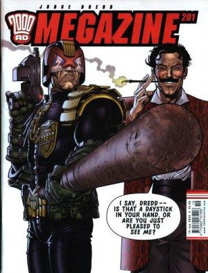 Judge Dredd - The Megazine édition Magazine V5 (2003 - Ongoing)