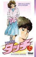 couverture, jaquette Touch - Theo ou la batte de la victoire 17  (Glénat Manga)