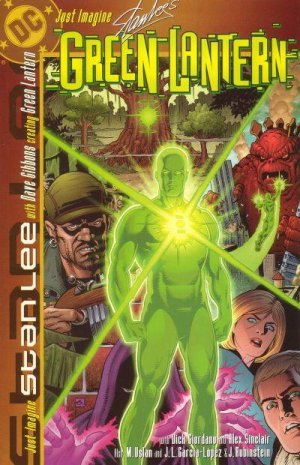 Just imagine édition Oneshot - Green Lantern (2001)
