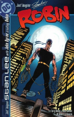 Just imagine édition Oneshot - Robin (2002)