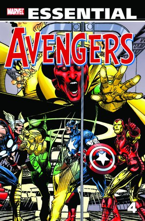 Avengers édition TPB softcover (souple) - Essential