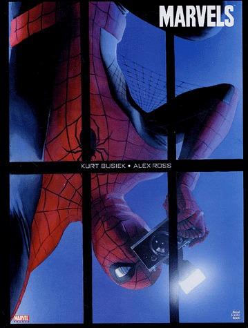 Marvels édition TPB hardcover (cartonnée) - Marvel Graphic Novel