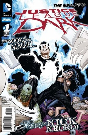 Justice League Dark édition Issues V1 (2012 - 2014) - Annuals