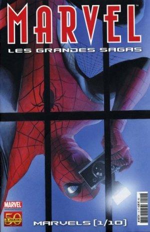 Marvel - Les Grandes Sagas édition Kiosque