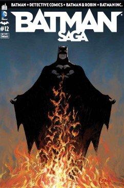 Batgirl # 12 Kiosque mensuel (2012 - 2016)