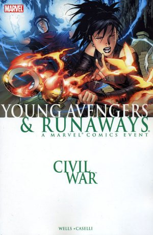 Civil War - Young Avengers and Runaways édition TPB softcover (souple)