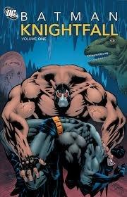 Batman - Knightfall édition TPB softcover (souple) - Intégrale
