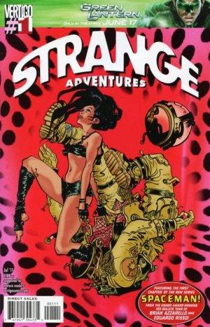 Strange Adventures édition One-shot