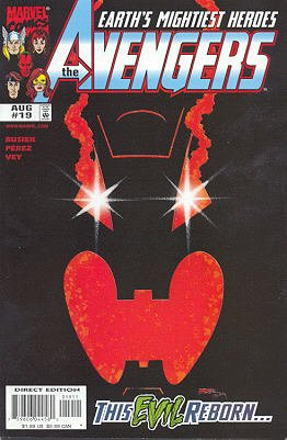 Avengers # 19 Issues V3 (1998 - 2004)