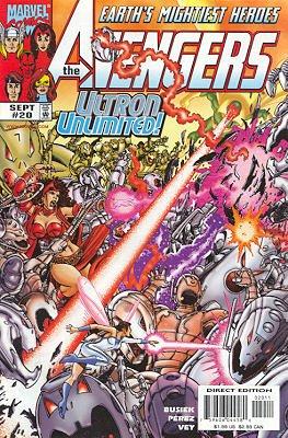 Avengers # 20 Issues V3 (1998 - 2004)