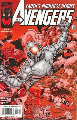 Avengers # 22 Issues V3 (1998 - 2004)