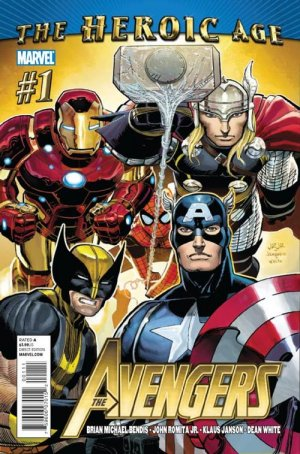 Avengers édition Issues V4 (2010 - 2012)