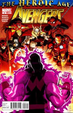 Avengers # 2 Issues V4 (2010 - 2012)