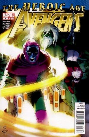 Avengers # 3 Issues V4 (2010 - 2012)