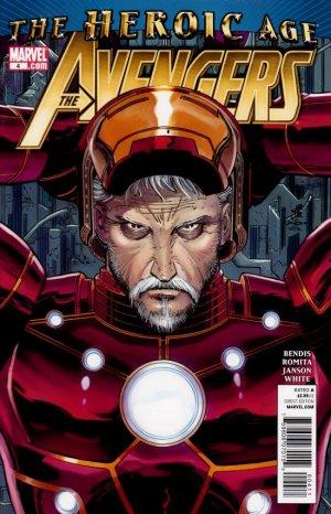 Avengers # 4 Issues V4 (2010 - 2012)