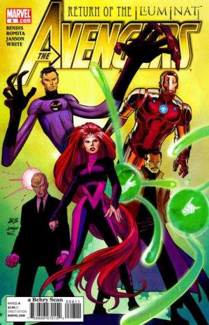 Avengers # 8 Issues V4 (2010 - 2012)