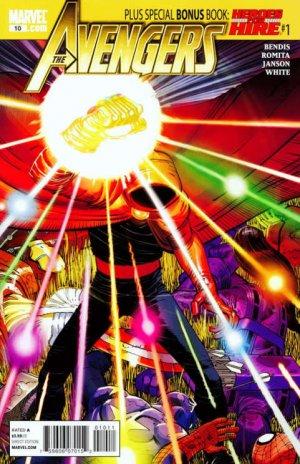 Avengers # 10 Issues V4 (2010 - 2012)
