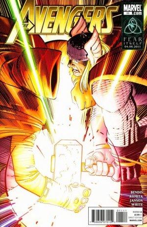 Avengers # 11 Issues V4 (2010 - 2012)
