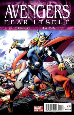 Avengers # 13 Issues V4 (2010 - 2012)