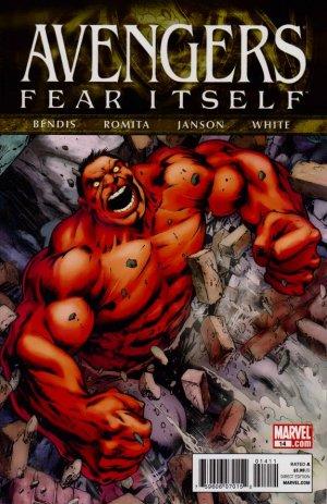 Avengers # 14 Issues V4 (2010 - 2012)