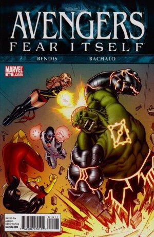 Avengers # 15 Issues V4 (2010 - 2012)