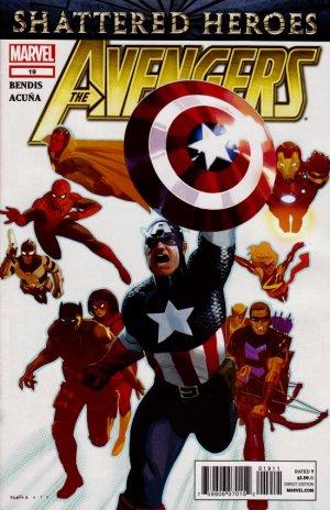 Avengers # 19 Issues V4 (2010 - 2012)