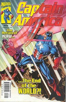 Captain America 22 - Sacrifice Play
