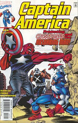 Captain America 24 - The Difference!