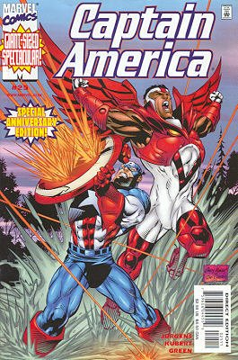 Captain America 25 - Twisted Tomorrows, Part 1 of 3