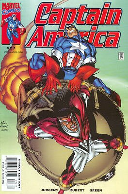 Captain America 27 - Twisted Tomorrows, Part 3 of 3