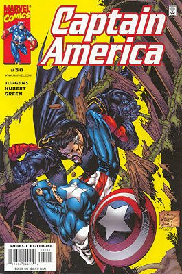 Captain America 30 - Waste of Dreams