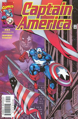 Captain America # 33 Issues V3 (1998 - 2002)