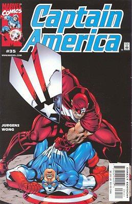 Captain America # 35 Issues V3 (1998 - 2002)